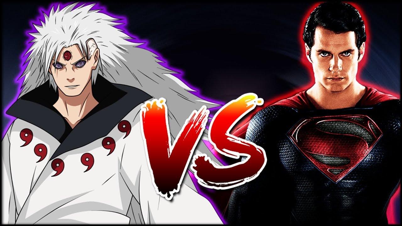 Учиха Мадара против Супермэна | СРАВНЕНИЕ ИМБАЛАНСНЫХ | Madara vs Super Man