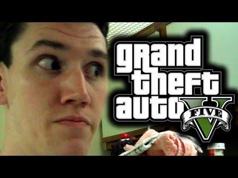 Grand Theft Auto 5 (Day 700 – 10/25/11)