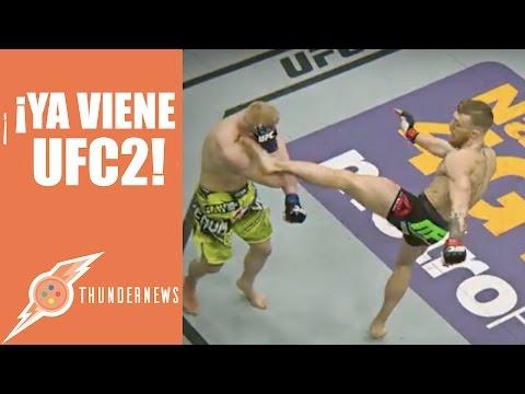 Thunder News (10.NOV.15) ¡Ya Viene UFC 2!