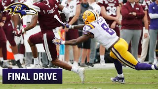 Patrick Queen Will Be Thrown Into the Fire | Ravens Final Drive