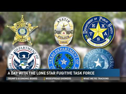 Inside the U.S. Marshals Service Lone Star Fugitive Task Force