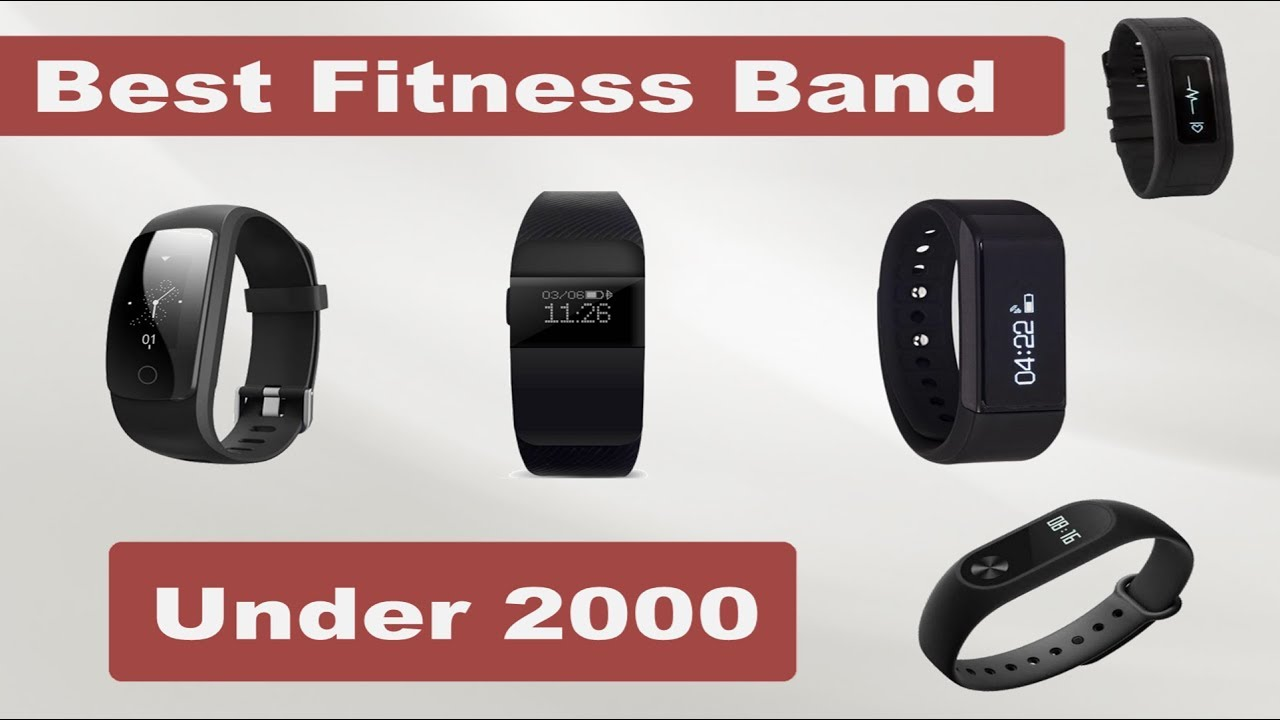 aa70ca36e67 10 Best Fitness Band Under Rs. 2000 In India 2019 - YouTube