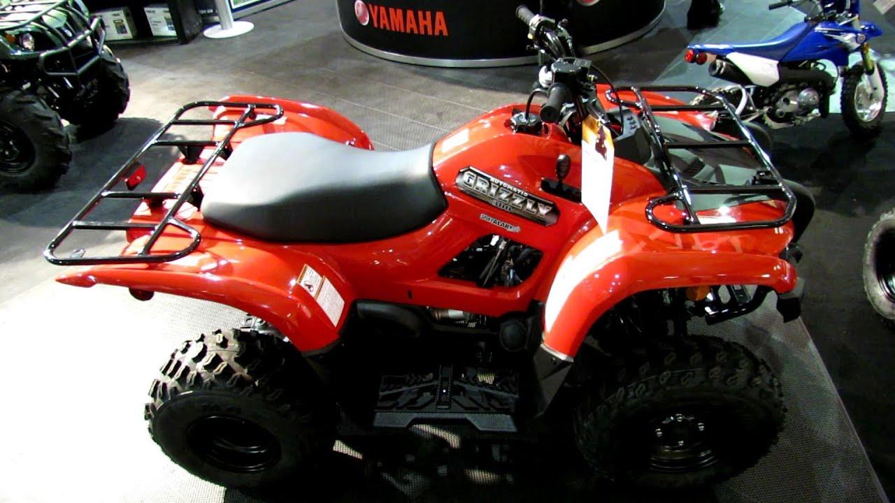 Yamaha Grizzly 300 Multi Purpose Atv