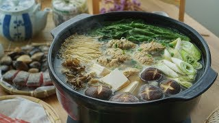 Chanko Nabe - Sumo Hot Pot