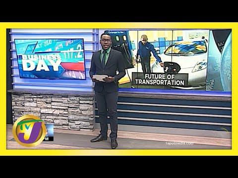 No Off Grid Charging Station for EV Market | TVJ Business Day - June 9 2021