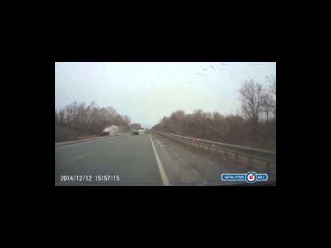 ДТП на трассе Самара – Бугуруслан, 12.12.2014