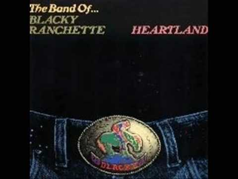 "Band Of Blacky Ranchette   --   ""Moon Over Memphis"""