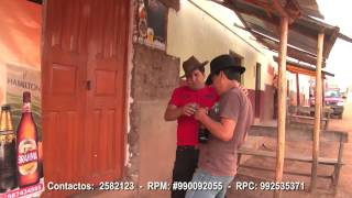 PORFIRIO AYVAR: BORRACHITO / video clip oficial  / TARPUY PRODUCCIONES