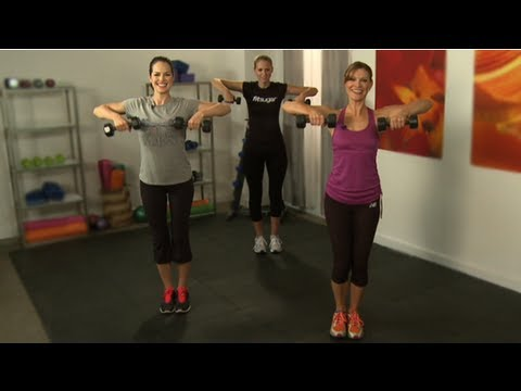 -Minute Workout For Tank Top Arms