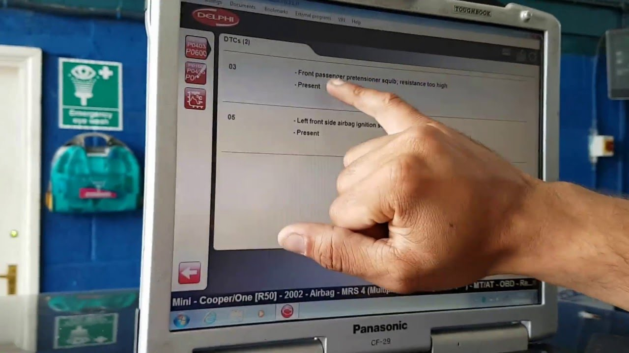 How To Reset Airbag Light Mini Cooper Youtube 2008 Timing Belt