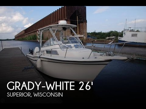 [UNAVAILABLE] Used 1995 Grady-White 268 Islander in Superior, Wisconsin