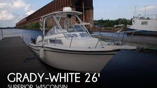 [UNAVAILABLE] Used 1995 Grady-White 268 Islander in Superior, Wisconsin