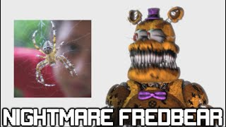 Five Nights At Freddy's Characters And Their Worst Nightmares #3