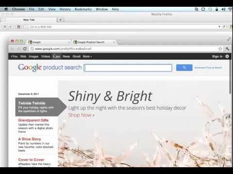 Google Chrome Mac OS X Bug Crash