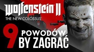 Wolfenstein 2 - 9 powodów, dla których warto zagrać!