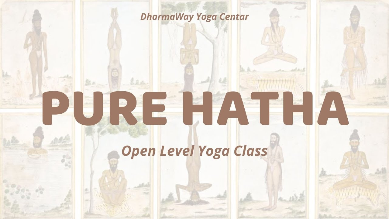 Online Yoga Dharmaway Yoga Centar