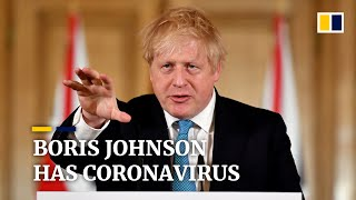 Coronavirus: 'Who takes over if Covid-19 positive Boris Johnson can't govern?'