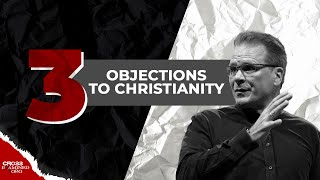 Frank Turek Answers Atheist's 3 Objections to Christianity