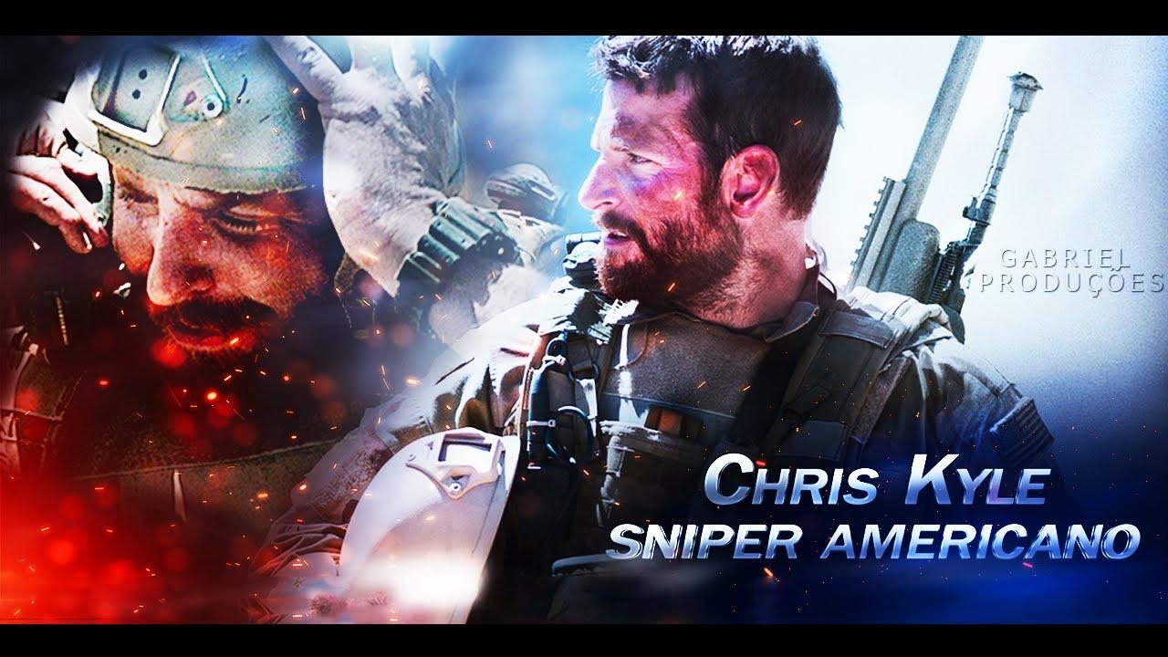 Chris Kyle | O Sniper Mais Mortal Dos Estados Unidos