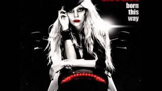 Lady Gaga - Born This Way (Twin Shadow Remix)
