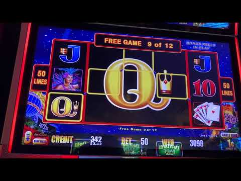 LIGHTNING LINK (HIGH STAKES)WITH $0.50 CENTS BET