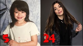 Icarly | Miranda Cosgrove | Da 1 a 24 anni !
