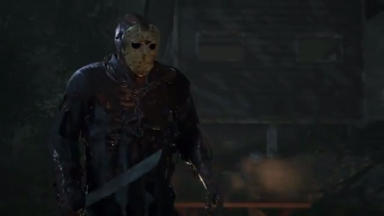 Friday the 20th The Game Offline Bots With Part 20 Jason Voorhees Gameplay