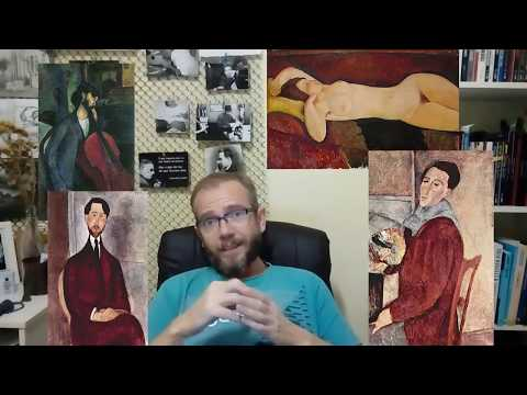 Vida e obra de Amedeo Modigliani (1884-1920) Biografia (livro/filme)