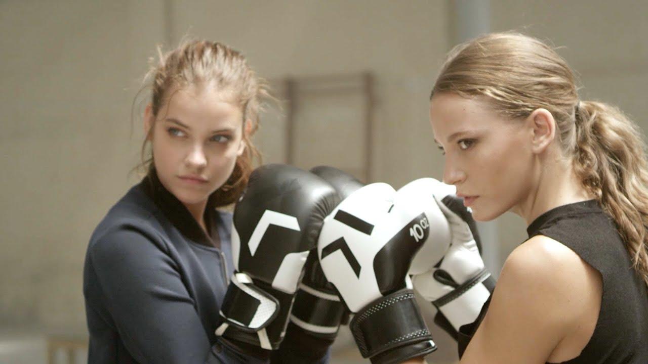 Mavi - Serenay Sarıkaya & Barbara Palvin - Indigo Move
