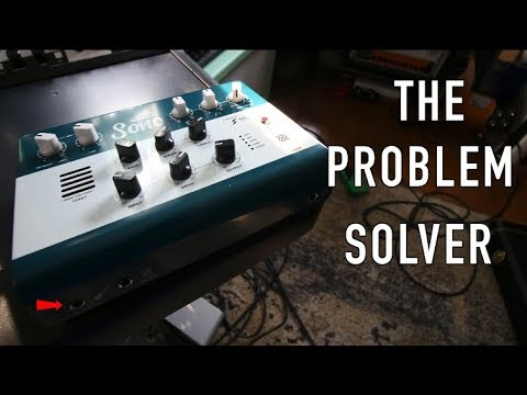 The Problem Solver (Giveaway) Audient Sono Guitar Recording Audio Interface
