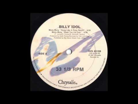 Mony Mony (Hung Like A Pony Remix) - Billy Idol