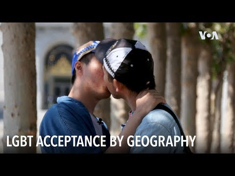 Gay Chinese Couple Talks About Acceptance In US Vs. China