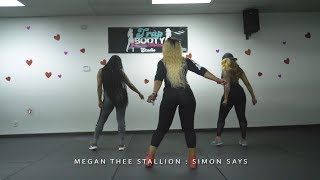 Simon Says - Megan Thee Stallion - Juicy J - Tasia Love - Dance Workout Video