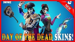 "NEW ""MUERTOS GEAR"" SKINS in FORTNITE - NEW ""BALLOONS"" ITEM & Week 6 CHALLENGES // Playing With SUBS"