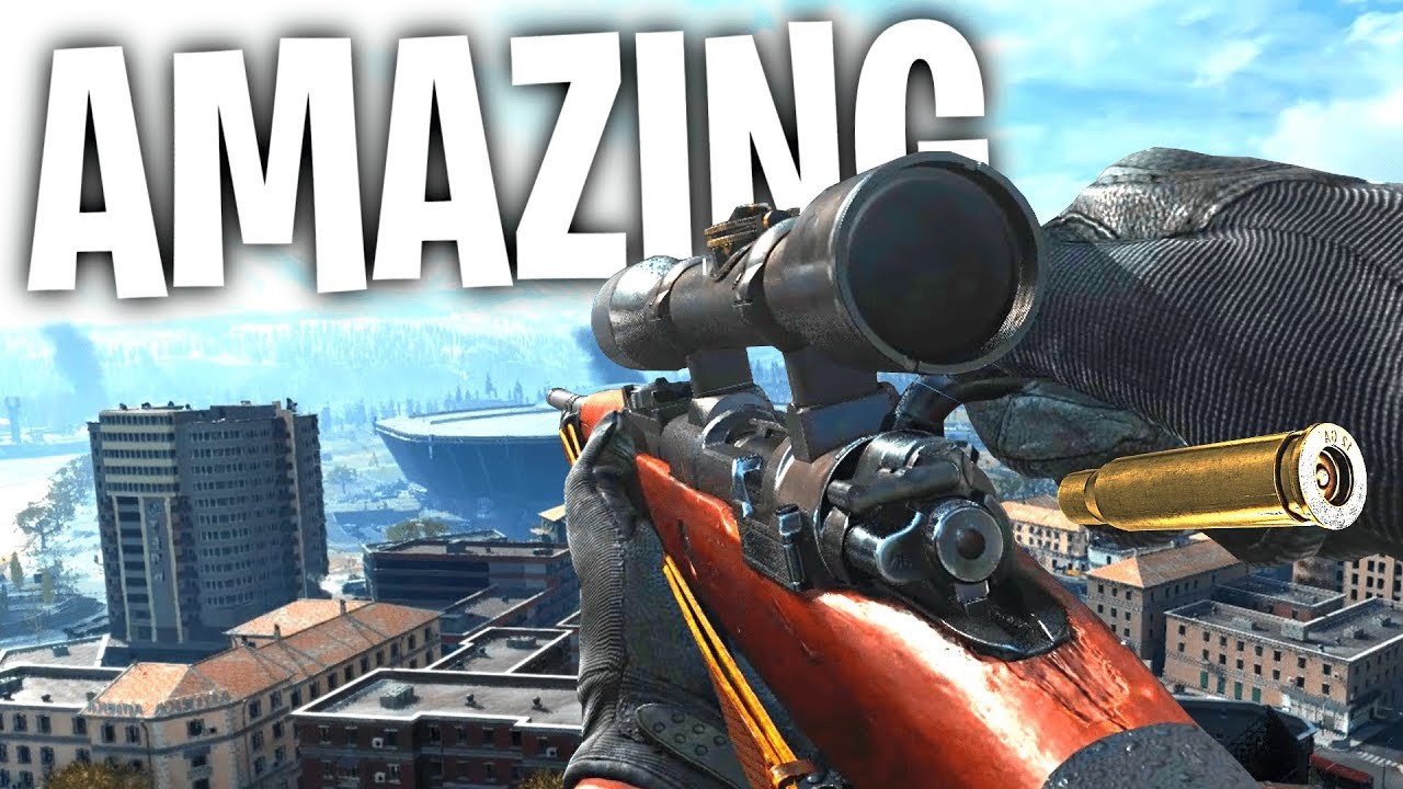 Sniping On The Biggest Map In Cod History Modern Warfare Youtube