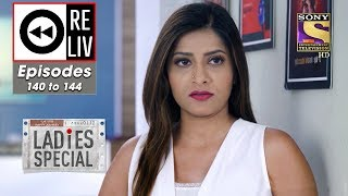 Weekly ReLIV Ladies Special 10th June To 14th June 2019 Episodes 140 To 144