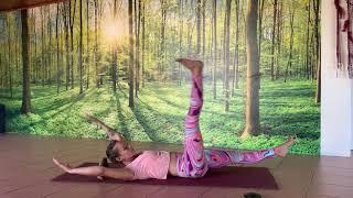 Yoga core class