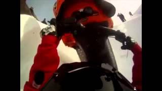 GoPro Snowmobile - Don