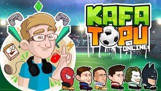 Burak İle Mobil Oyun - Online Kafa Topu[Yeni Bölüm]