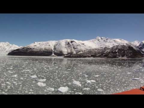 Hubbard Glacier Time Lapse