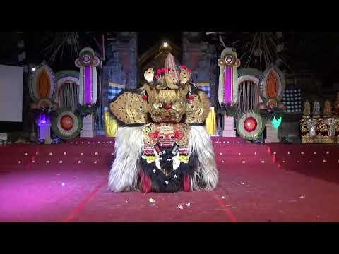 JUARA 1 LOMBA BAPANG BARONG | SINGA BARONG V | SINGAPADU | 2019