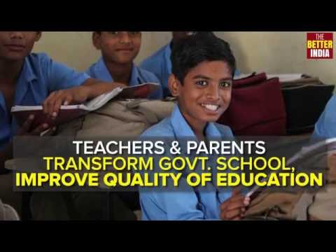 Govt School uses innovative methods to improve quality of education