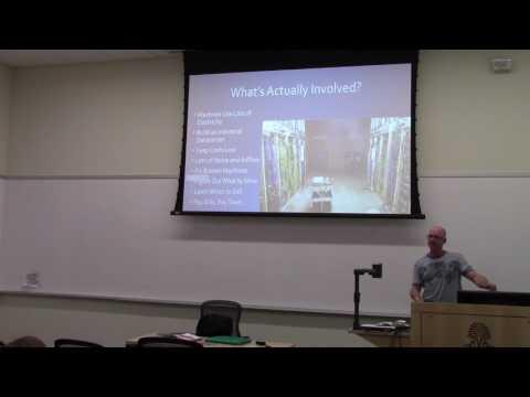 Bitcoin mining  Guest lecture at U of South Carolina