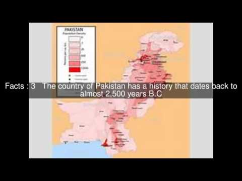 Demographic history of Pakistan Top  #5 Facts