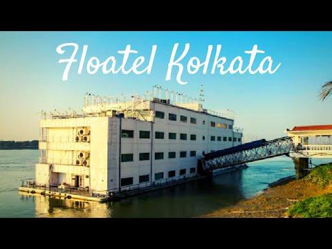 Floatel Kolkata | India's Only Floating Hotel | Howrah Bridge Light Show | Walk Another Mile