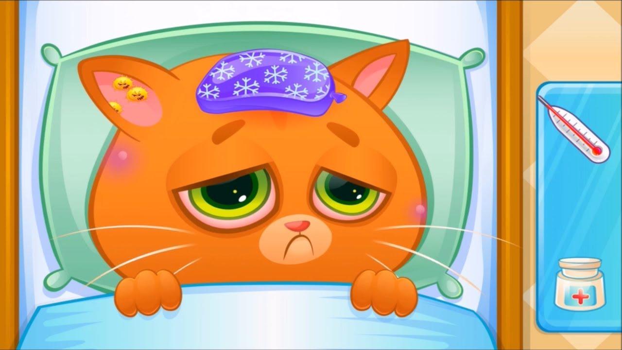 Bubbu Komik Eğlenceli Kedicik #Çizgifilm Tadında Yeni Oyun