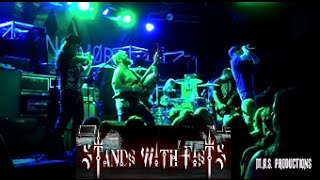 Stands with Fists (Live at CLUB XS) 10/20/2016