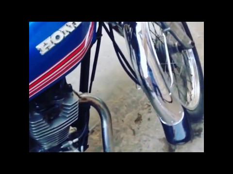 Honda CG125 Classic 1981 #Honda #Classic #Vintage #Pointer #Ignitionsystem
