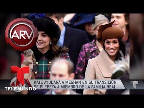 Ingleses están furiosos con Harry y Meghan Markle | Al Rojo Vivo | Telemundo
