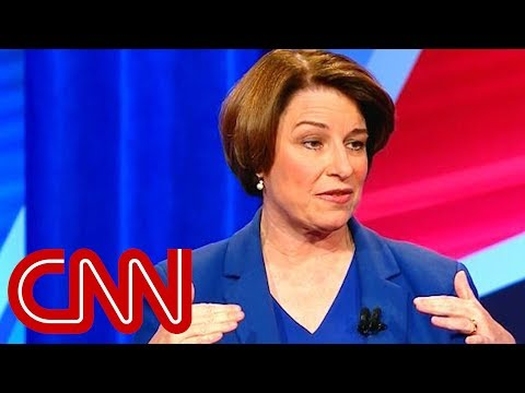 CNN: Amy Klobuchar called out for past petition about school lunches